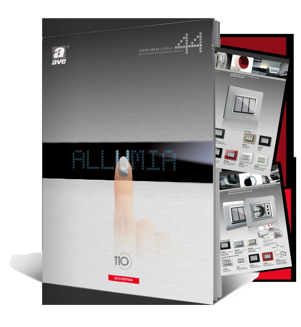 Catalogo Allumia Touch 2016