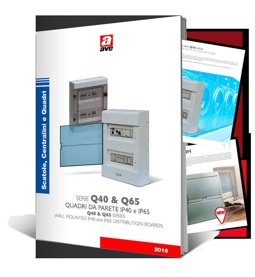 Catalogo Serie Q40 e Q65