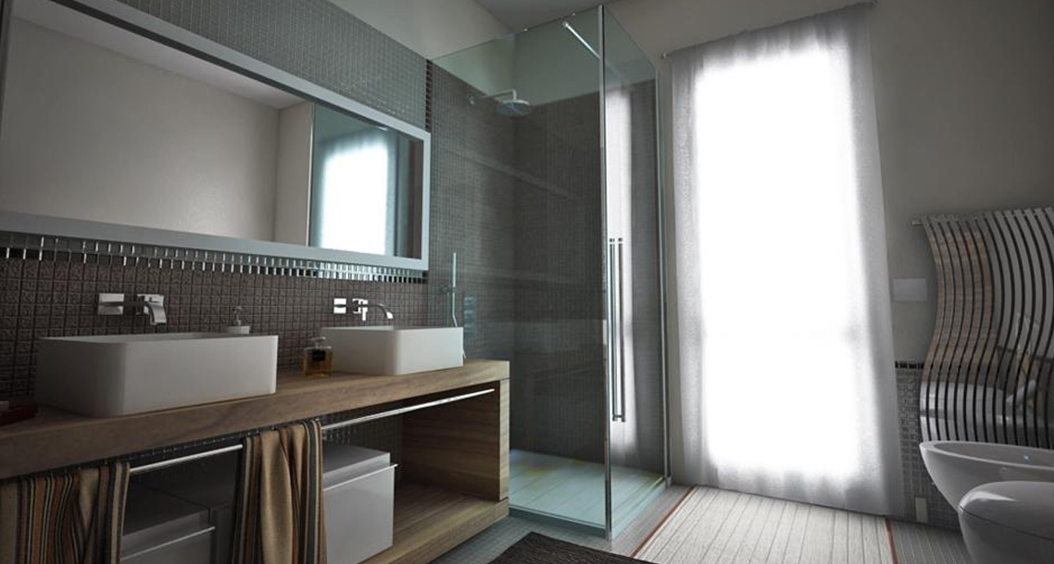 domotique salle de bains ave touch - Domotique Salle De Bain