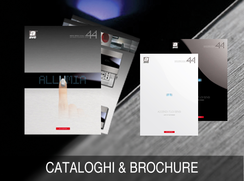 CATALOGHI E BROCHURE