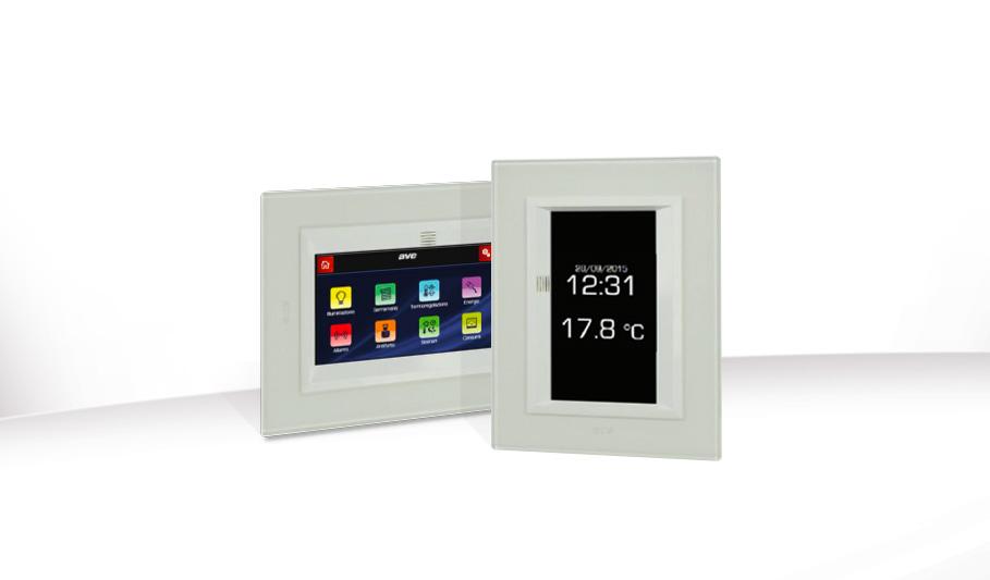 Mini touch screen TS01