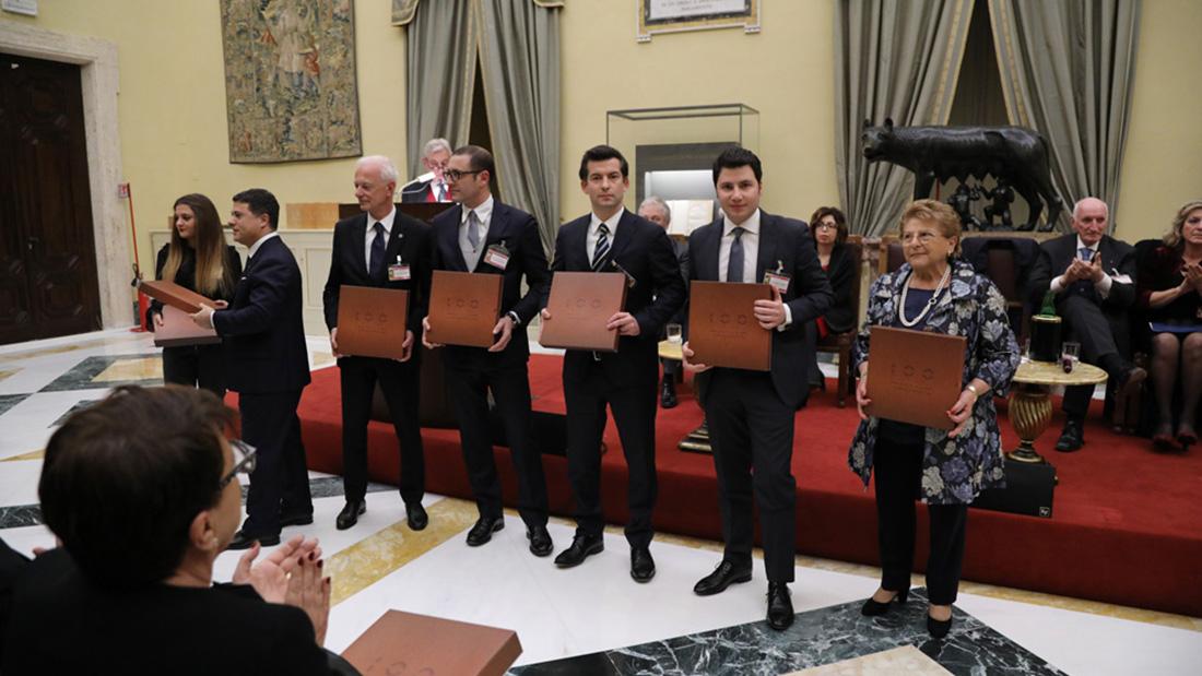 Ave tra le 100 eccellenze italiane