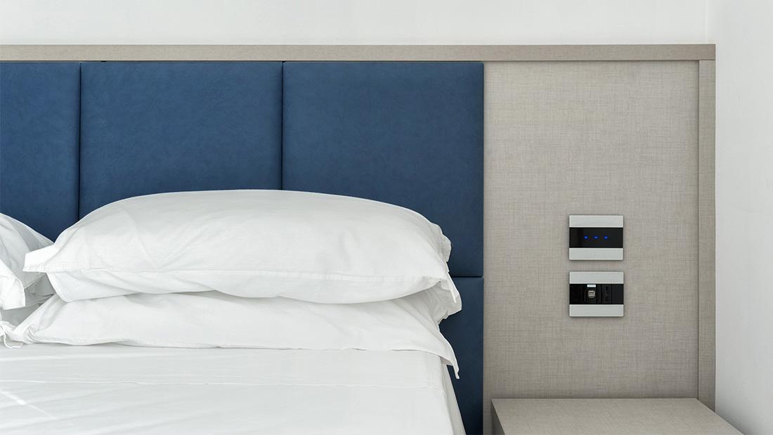 Design e tecnologia Ave all'Hotel Nettuno