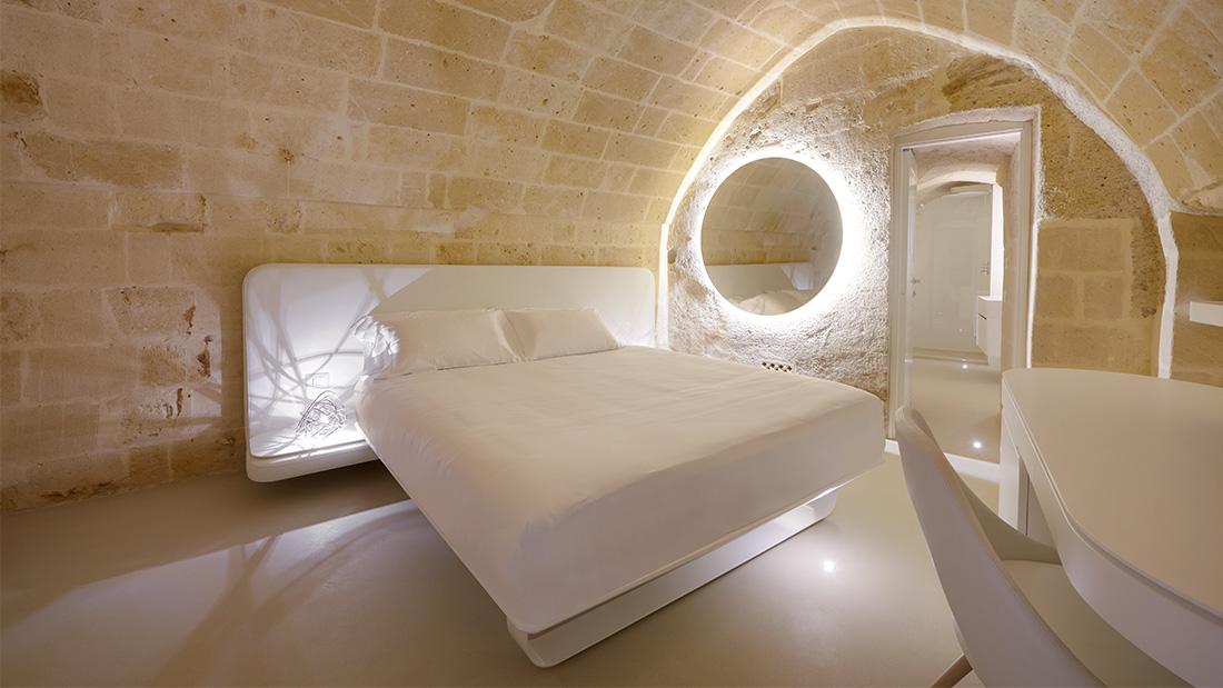 Il design AVE conquista Matera con il nuovo Aquatio Cave Luxury Hotel & SPA