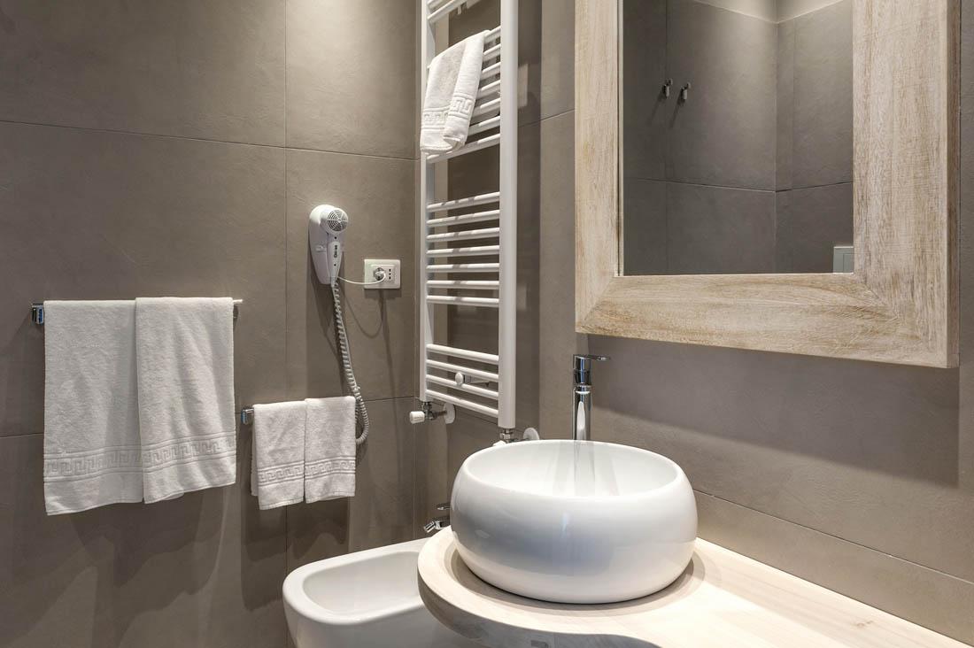 Presa bagno Hotel