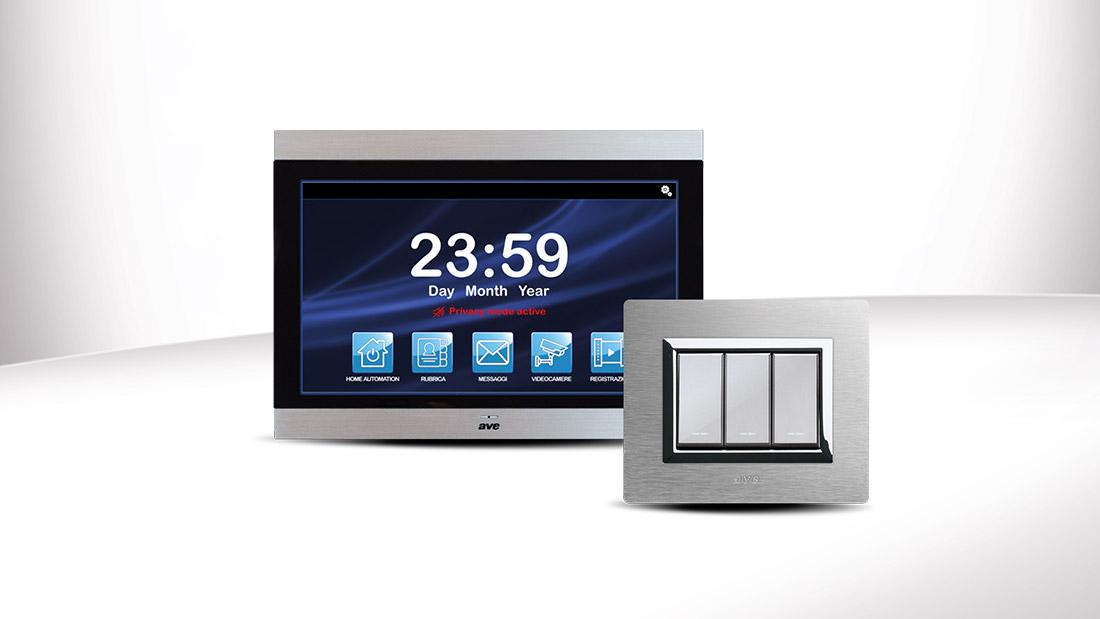 Videocitofonia AVE: un tocco smart e di design per la casa