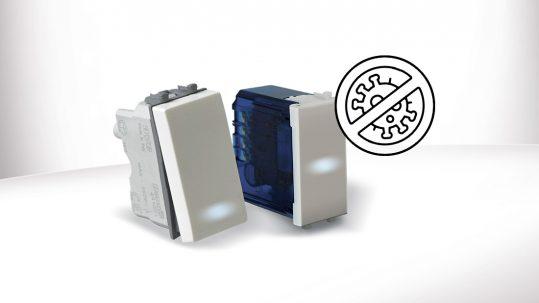 Gamma antibatterica Domus 100 per ospedali, scuole e RSA