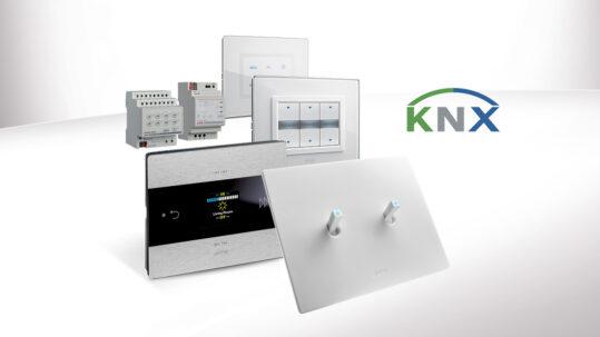 Gamma AVE KNX: ancora più completa con il Room Controller (Video)