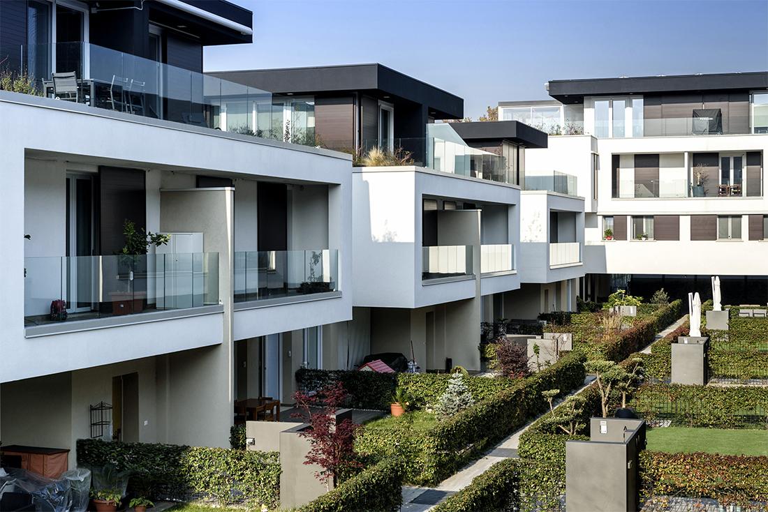 Abitazioni smart e sostenibili: autosufficienti e 100% green - Residenze dell'Olimpo (MI)