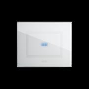 Serie DOMUS Touch - Bianco lucido finitura lucida