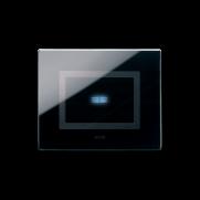 Serie LIFE Touch - Nero assoluto finitura lucida