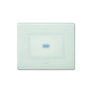 Serie LIFE Touch - Verde acqua finitura satinata