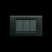Serie Noir con placca Zama45