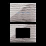 Placca Young colorazione Carbon Chiaro 3D