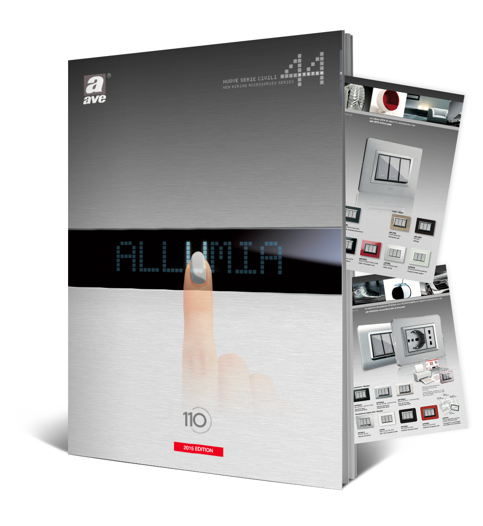 Catalogo Allumia Touch 2016
