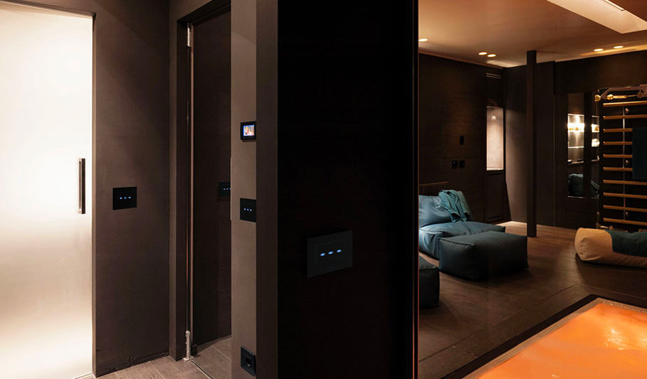 Appartamento milano il touch come tecnologia quotidiana