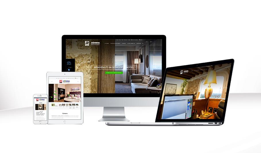 Ave inaugura domoticahotel.com il sito web dedicato alla domotica alberghiera