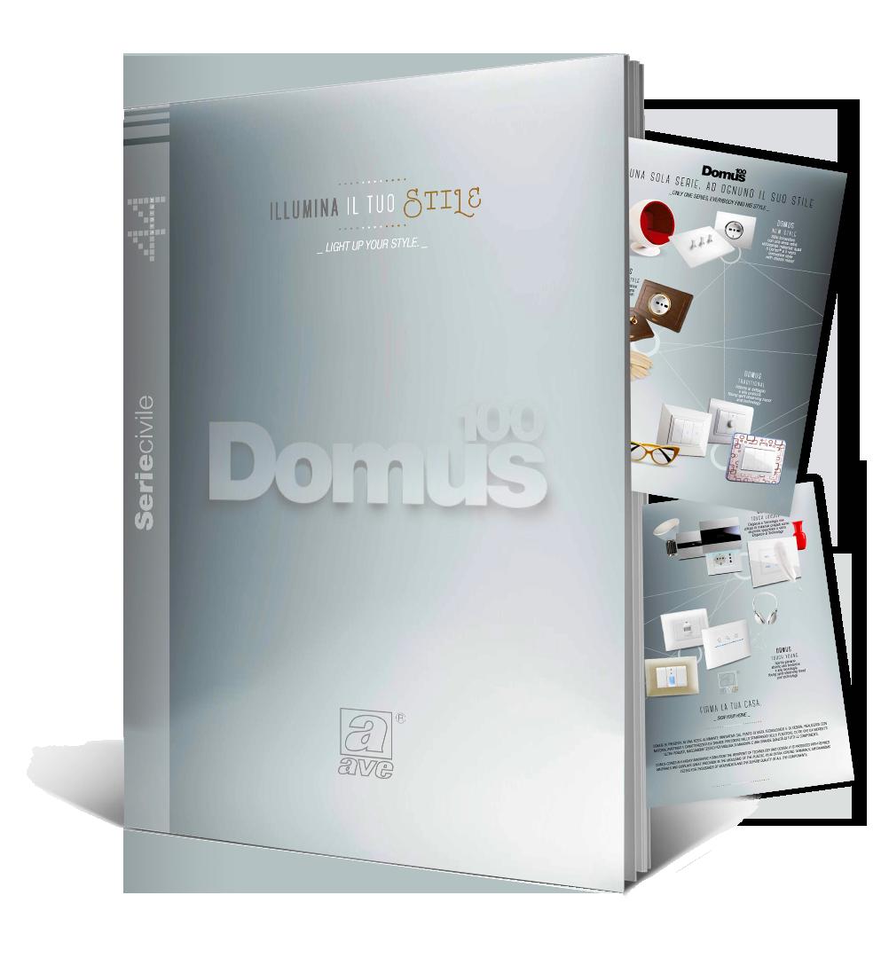 Poster DOMUS 100 - Illumina il tuo stile