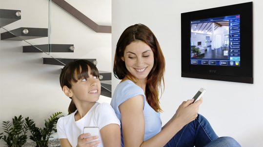 New AVE IoT ready home automation: the new face of the smart home