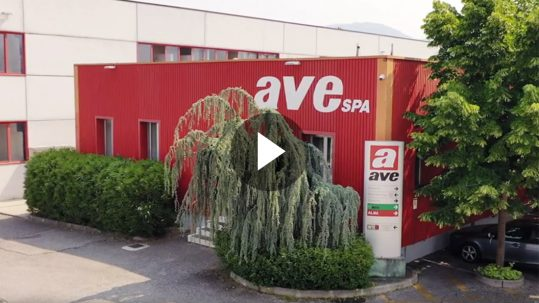 Video: AVE, design and technology since 1904