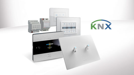 AVE's KNX range is more comprehensive with the Room Controller (Video)