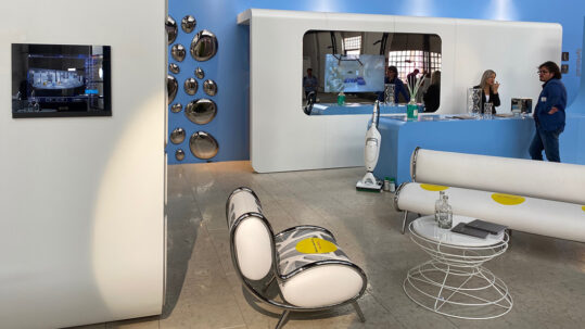 Fuorisalone 2021: great success for AVE during Milano Design Week