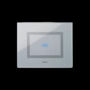 Serie DOMUS Touch - Grigio argentato finitura satinata