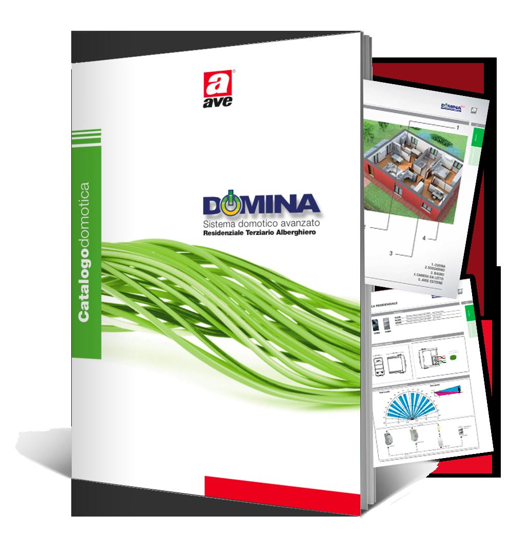 Catalogo Domotica 2016