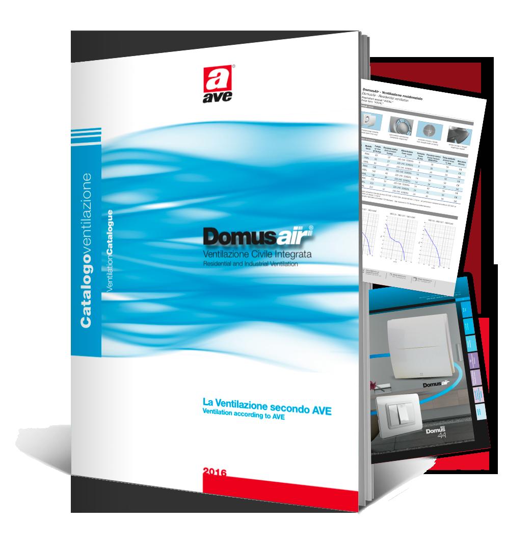 Catalogo Ventilazione 2016