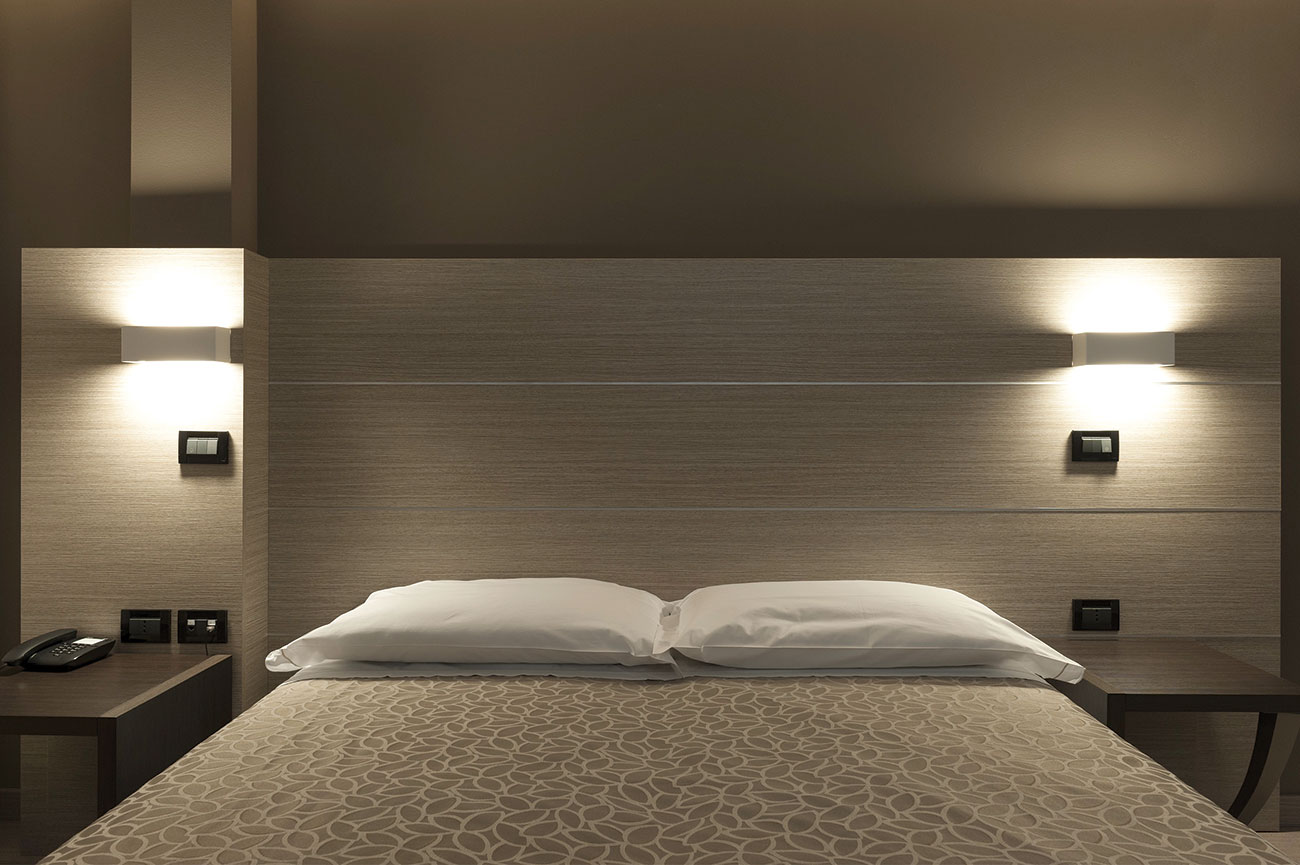 Hotel conchiglia ave touch for Design hotels 2015