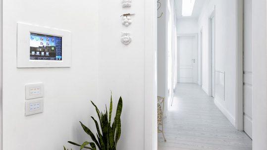 Un esempio di casa domotica AVE: fra stile e tecnologia